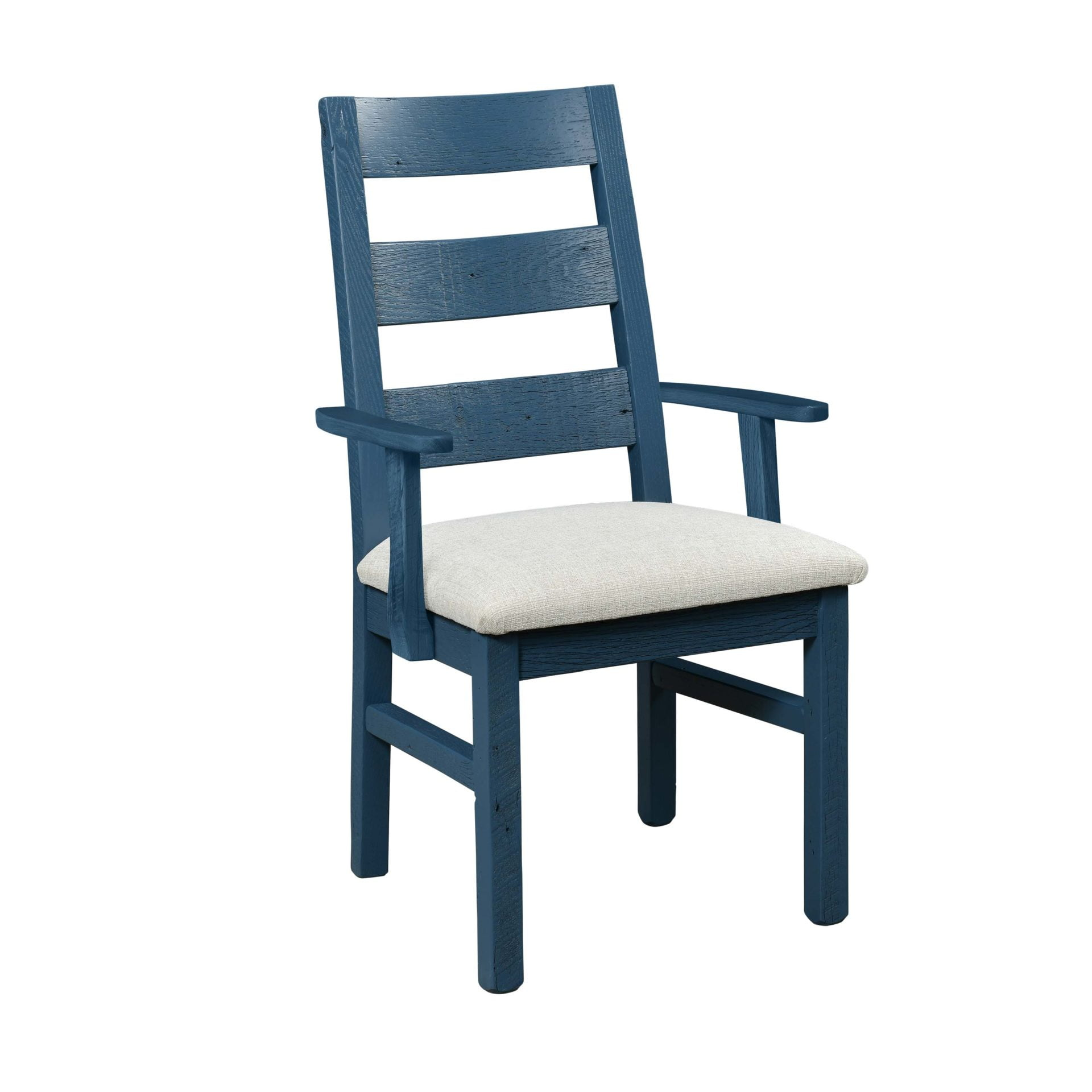 Brighthouse Arm Chair with Upholstered Seat LO RES