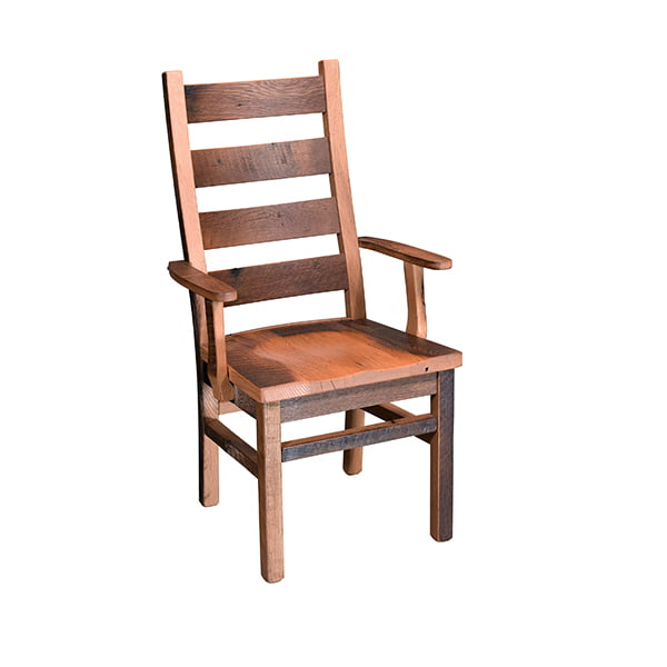 Ladderback Arm Chair LO RES