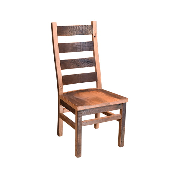 Ladderback Side Chair LO RES