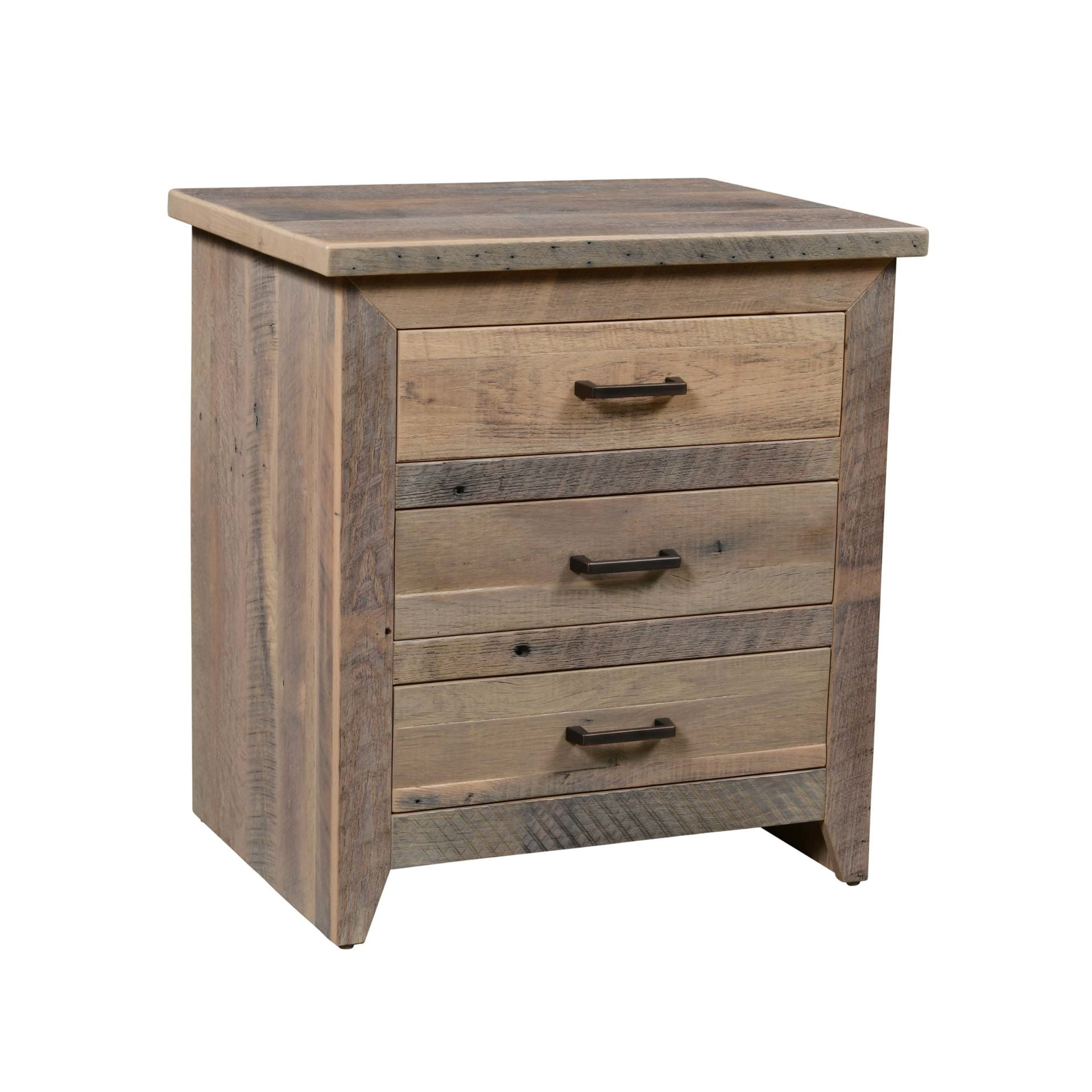 Midland 3 Drawer Nightstand LO RES