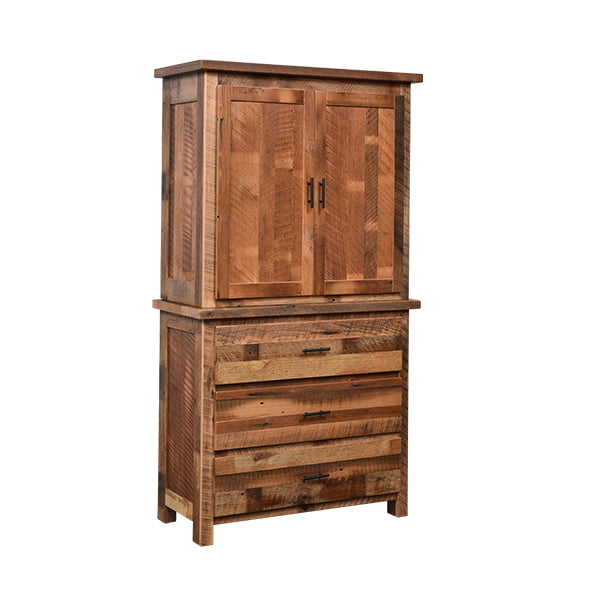Savannah Drw 2 Door Armoire LO RES