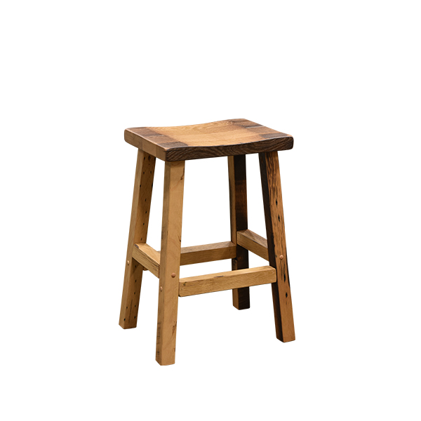 Scooped Seat Bar Stool LO RES