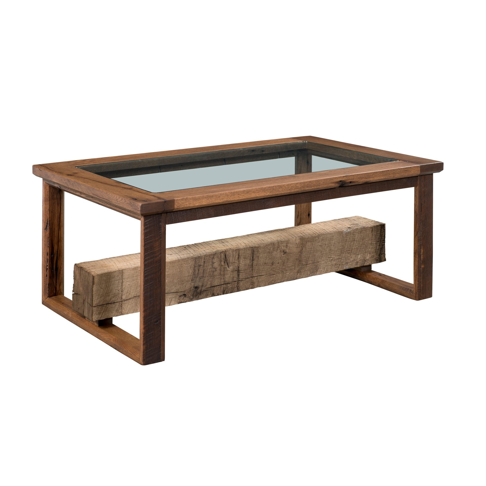 1869 coffee table with glass top hi res