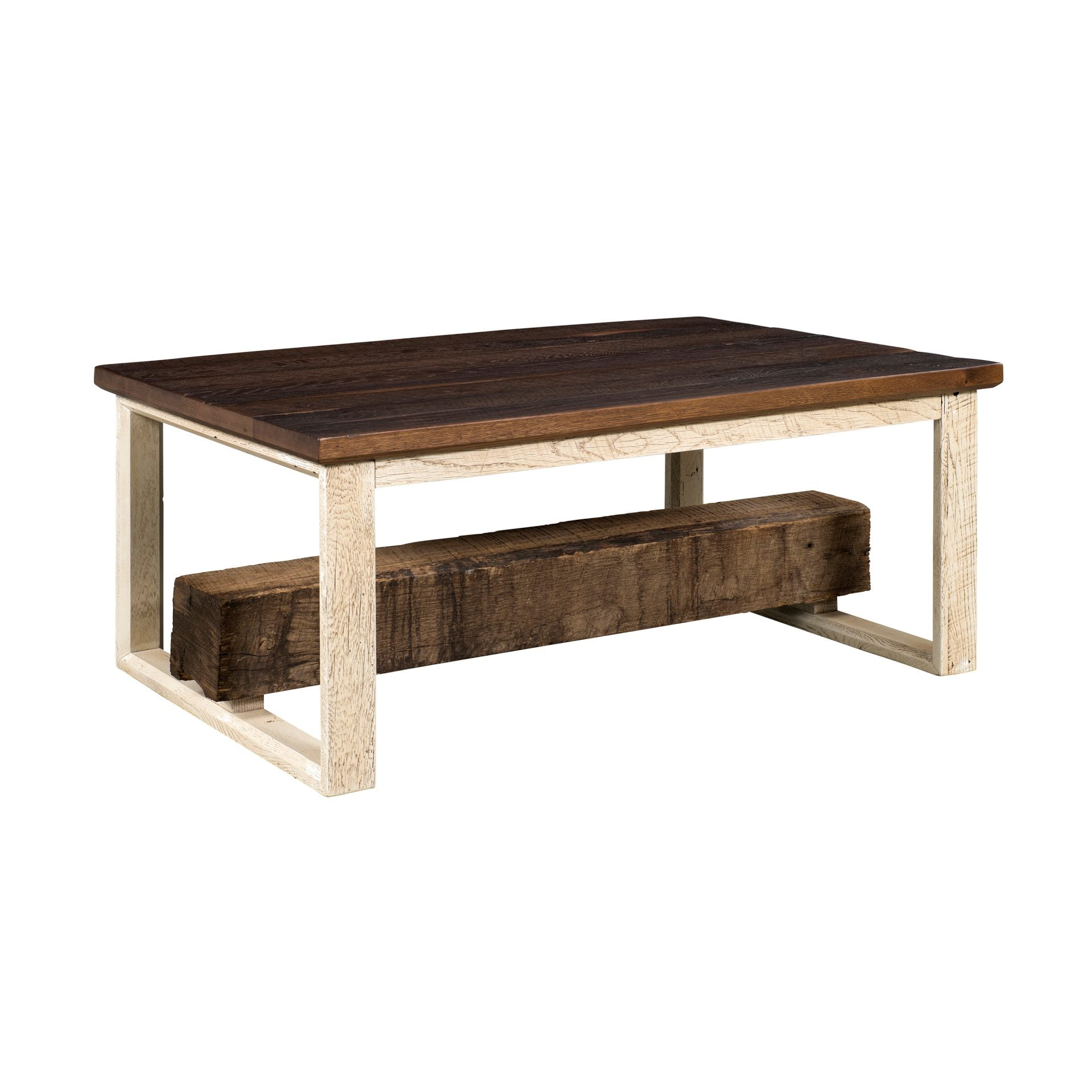 1869 coffee table with wood top hi res